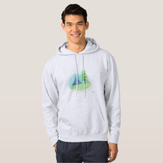 country house in the Forest Hoodie