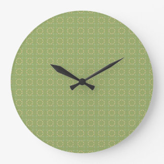 Country Kitchen by Julie Everhart Large Clock