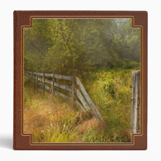 Country - Landscape - Lazy meadows Binder
