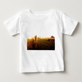 Country Lane, northern Ontario Canada Baby T-Shirt
