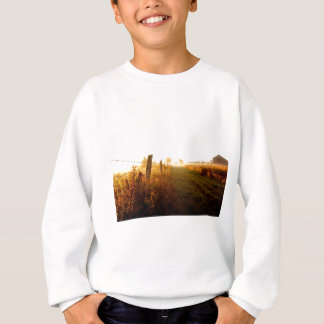 Country Lane, northern Ontario Canada Sweatshirt