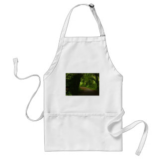 Country lane standard apron