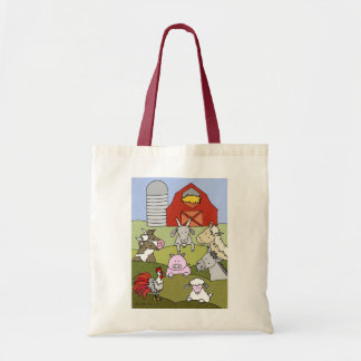 Country Life 6 Tote Bag