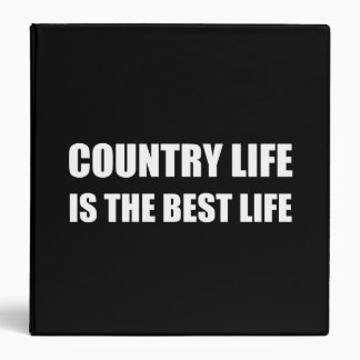 Country Life Best Life Binders