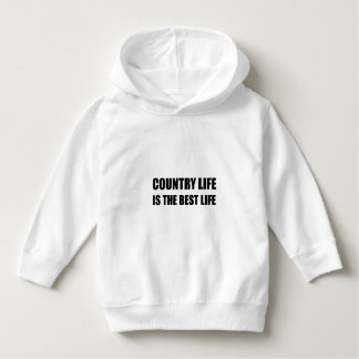 Country Life Best Life Hoodie