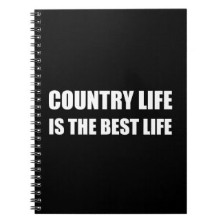 Country Life Best Life Notebook