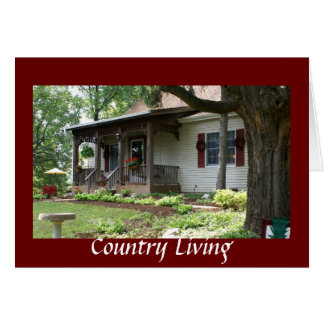 Country Living Card