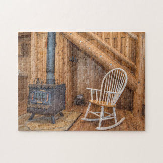 Country Living Jigsaw Puzzle
