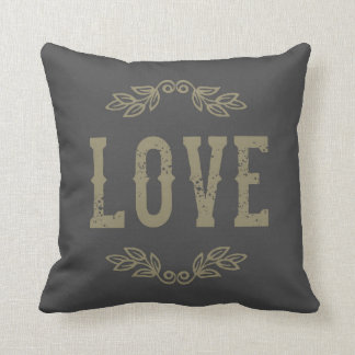 "Country ""Love"" Pillow"