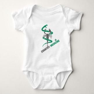 Country Medicine - Snake / Scorpion Baby Bodysuit