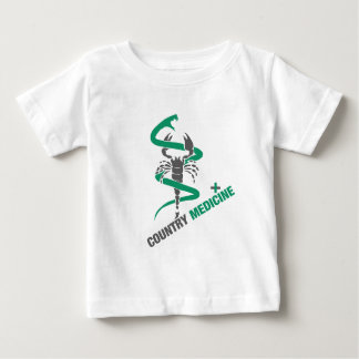 Country Medicine - Snake / Scorpion Baby T-Shirt