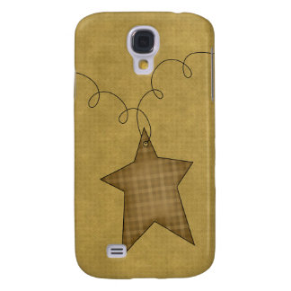 Country Mustard Star Plaid 3G/3GS