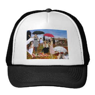 COUNTRY PARASOL TRUCKER HAT