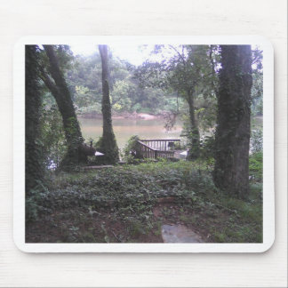 Country River Mouse Pad