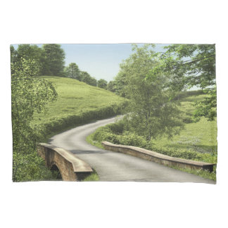 Country Road (2 sides) Pillowcase