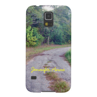 Country Road Custom Galaxy S5 Case