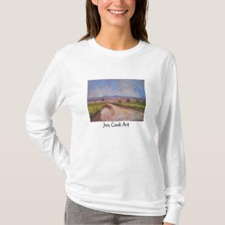 Country Road, Jon Cook Art T-Shirt