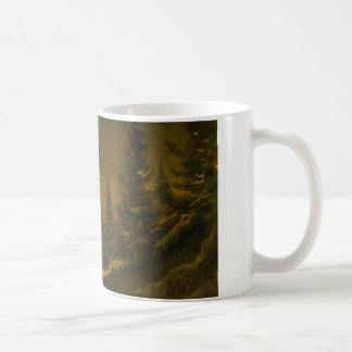 Country Road Mug rural nocturnal hunter's moon