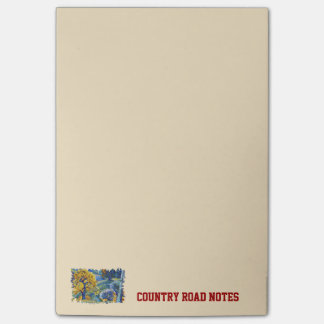Country Road notes