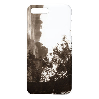 Country Road, Sepia iPhone 7 Plus Case
