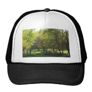 Country Scene Trucker Hat