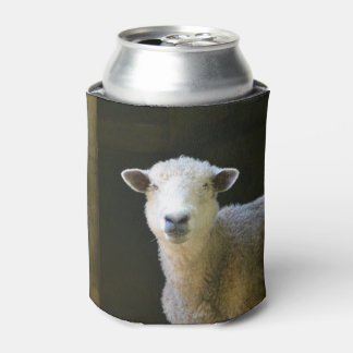 Country Sheep Can Cooler