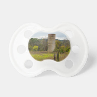 Country Silo Baby Pacifier