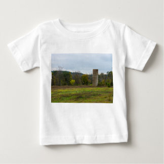 Country Silo Landscape Baby T-Shirt