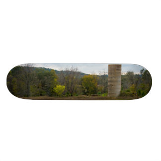 Country Silo Landscape Skateboard Decks