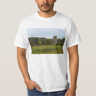 Country Silo Landscape T-Shirt