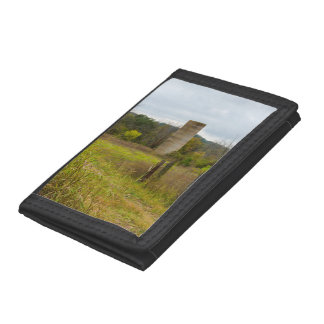 Country Silo Trifold Wallet