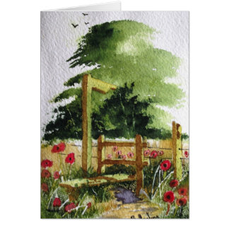 Country Stile Card