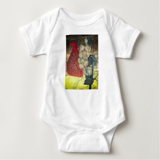 Country stuff baby bodysuit