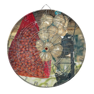 Country stuff dartboard