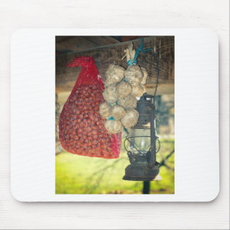 Country stuff mouse pad