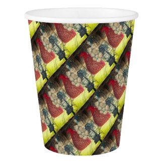 Country stuff paper cup