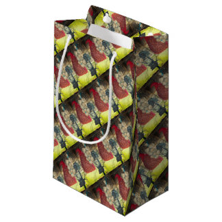 Country stuff small gift bag