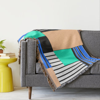 Country. Throw Blanket