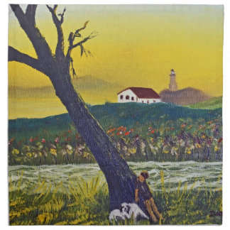 Country View Napkins