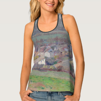 Country village landscape art from the Met Tank Top
