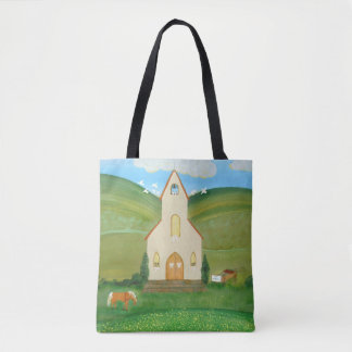 Country Wedding - Tote