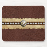 Country Western BLING Mouse Pads
