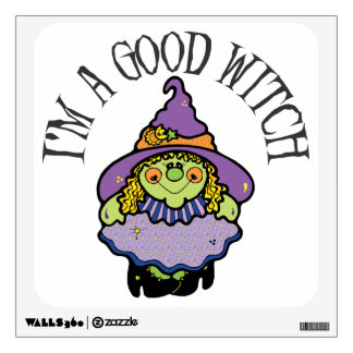 Country Witch - I'm a Good Witch Wall Decal