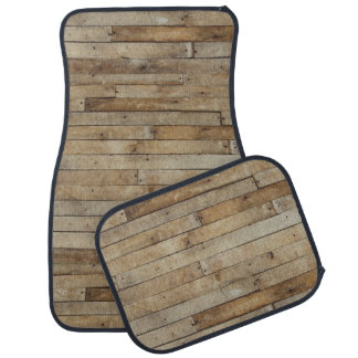 Country Wood Car and Truck Mats Car Liners