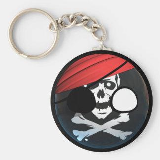 Countryball, Pirateball Keychain