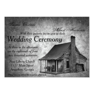 CountryHome Wedding Invitation