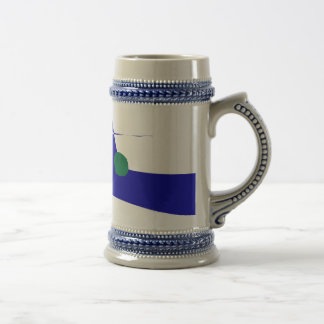 Countryside Beer Stein