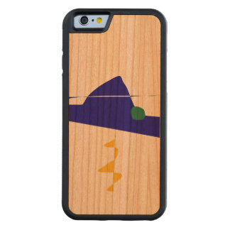 Countryside Carved Cherry iPhone 6 Bumper Case