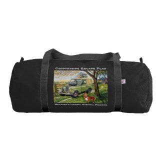 Countryside Escape Plan Duffle Bag