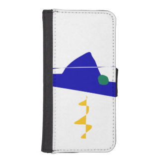 Countryside iPhone SE/5/5s Wallet Case